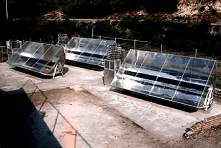 ISAAC Solar Ice Maker | Energy Concepts